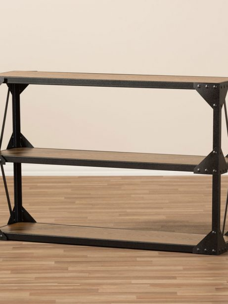black iron wood console table 5 461x614