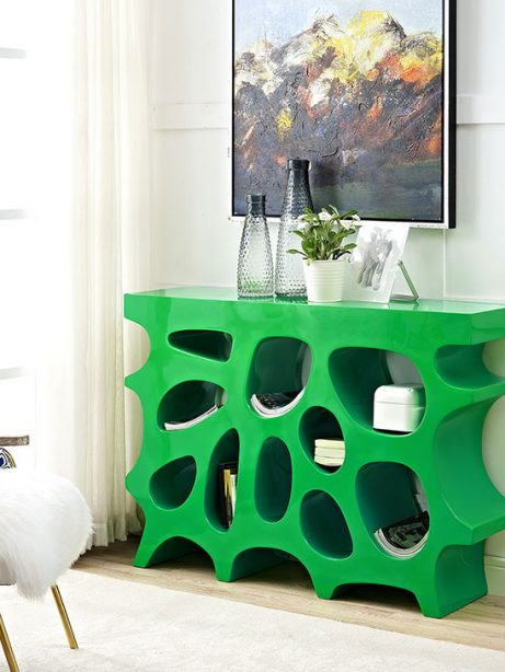 hive small console table green 3 461x614