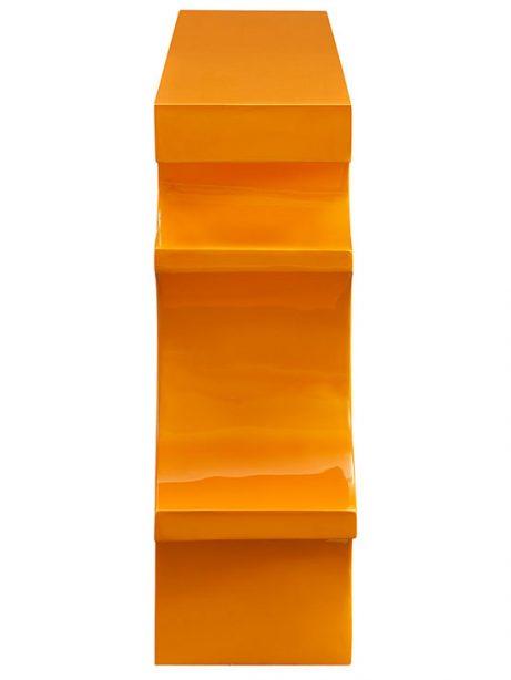 hive small console table orange 2 461x614
