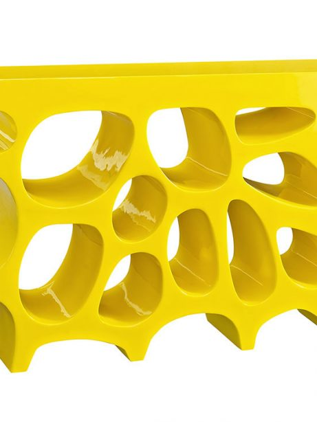 hive small console table yellow 1 461x614