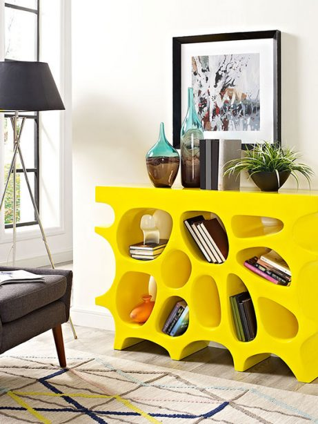 hive small console table yellow 4 461x614