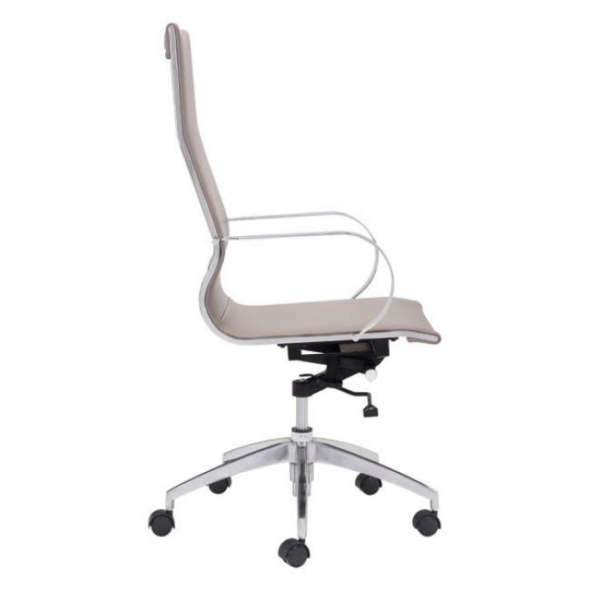 image highback office chair taupe 1