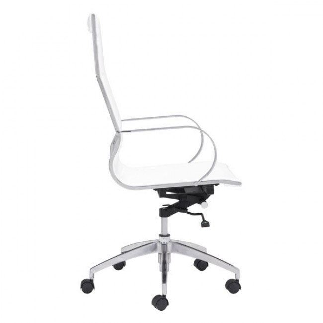 image highback office chair white 2