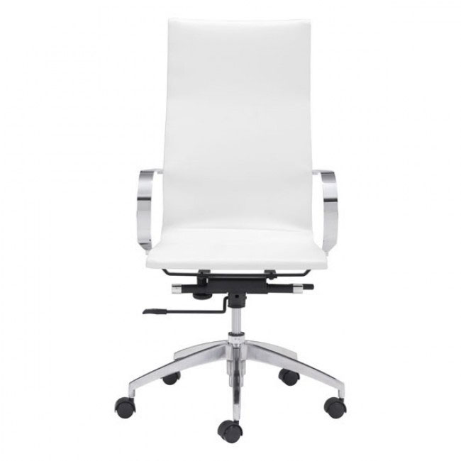 image highback office chair white 3