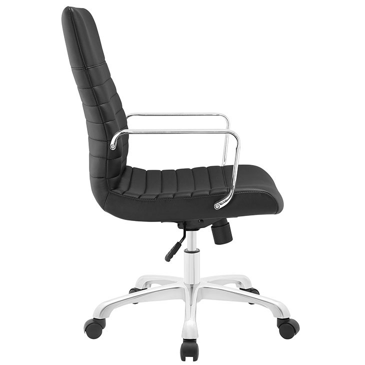inspire mid back office chair black 1