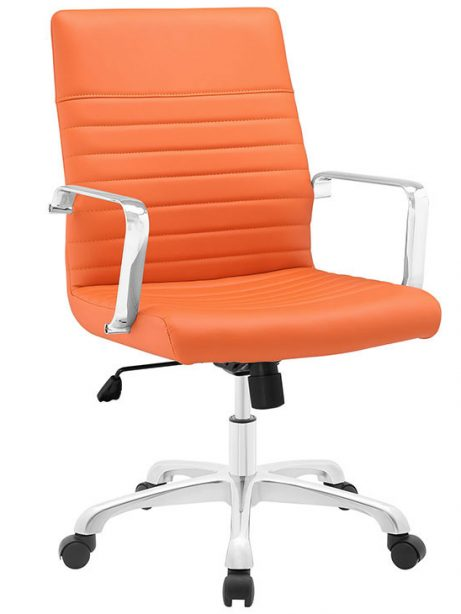 inspire mid back office chair orange 1 461x614