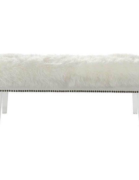 sheepskin puff bench 3 461x600