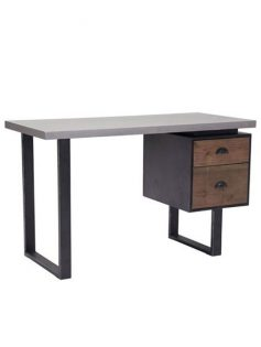 Graystone Wood Desk 237x315