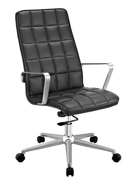 Layout High back office chair black