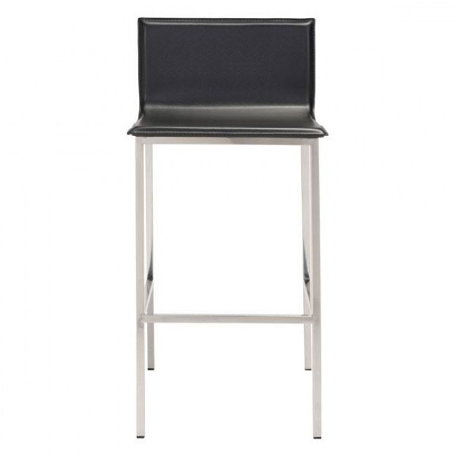 aire barstool black 2