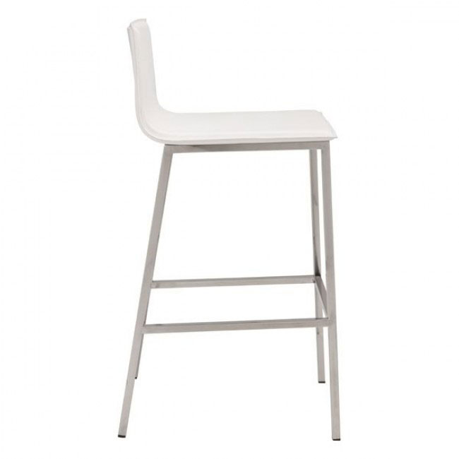 aire barstool white 2