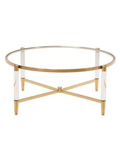 clear acryclic gold round coffee table 237x315