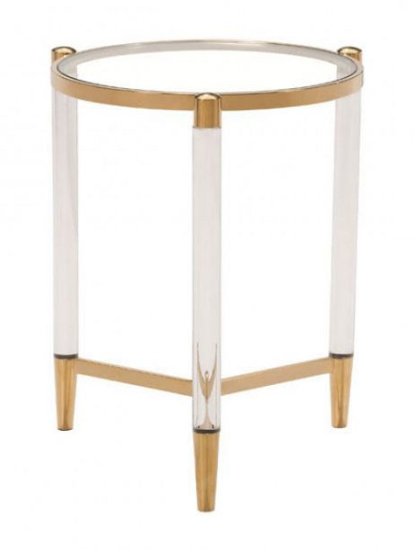 clear acrylic gold side table 3 461x614
