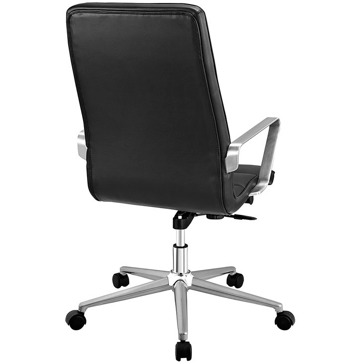 layout high back office chair black 2