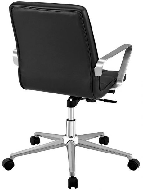 layout mid back office chair black 3 461x614