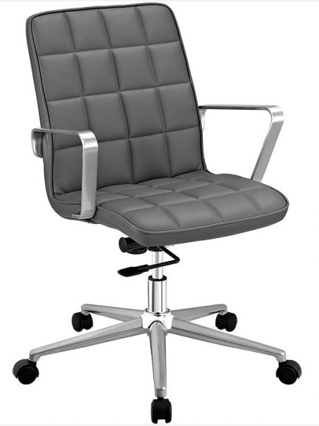 layout mid back office chair gray 1 461x614