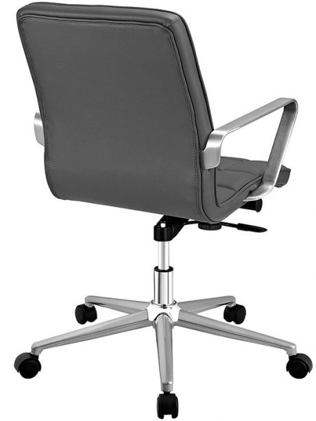 layout mid back office chair gray 3 461x614