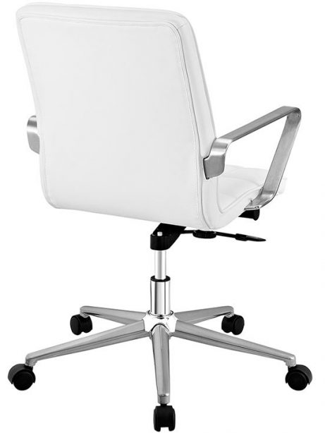 layout mid back office chair white 3 461x614