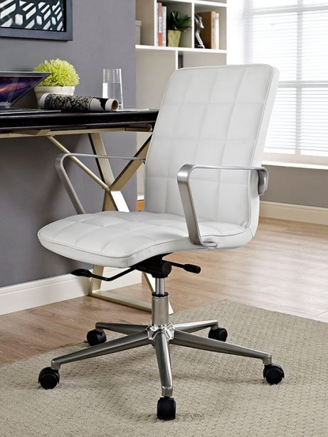 layout mid back office chair white 4 461x614