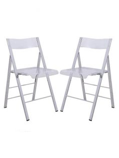 lucid clear folding chair 2 1 237x315
