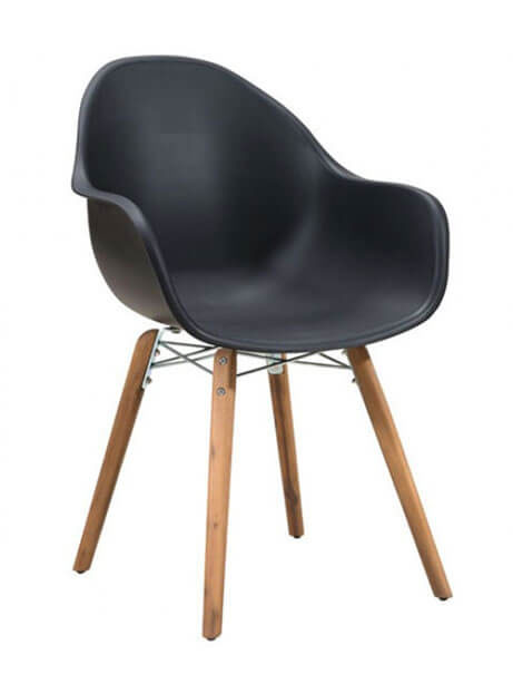 moku chair black