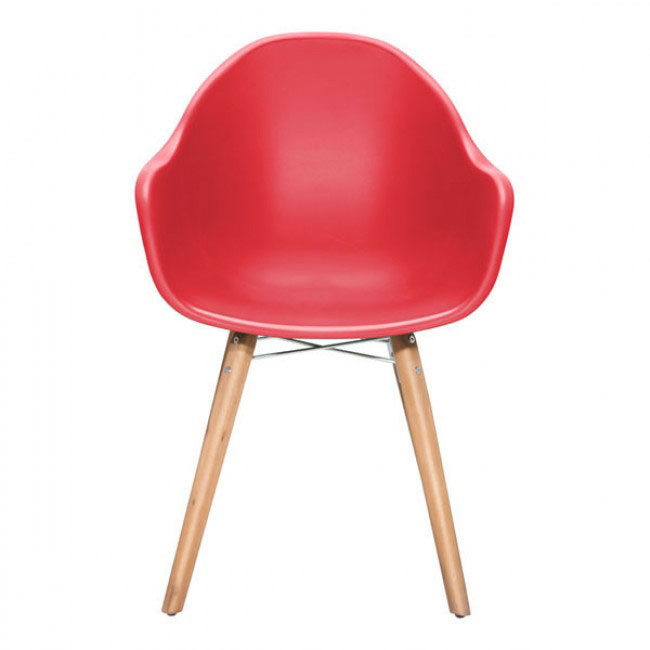 moku chair red 3