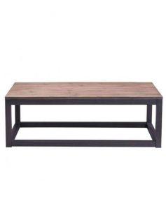 troop wood rectangular coffee table 237x315