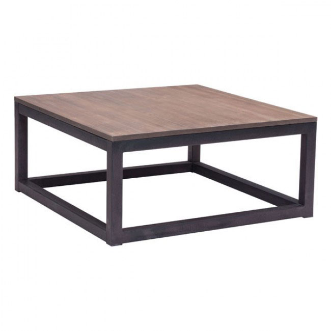 troop wood square coffee table 1