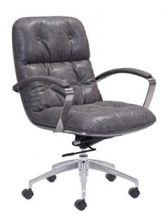 vault office chair gray 237x315