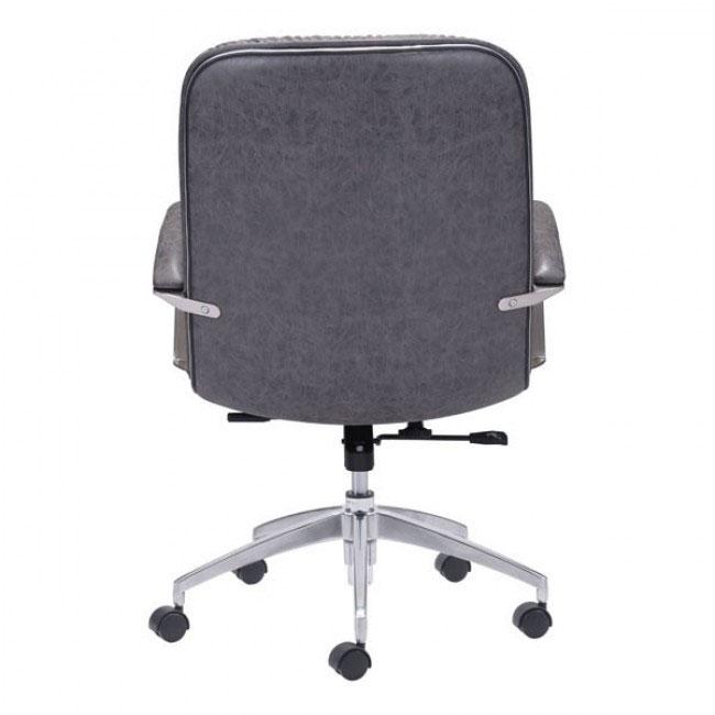 vault office chair gray 4