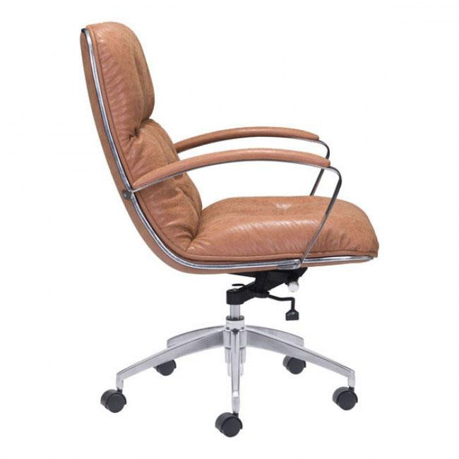 vault office chair tan 2
