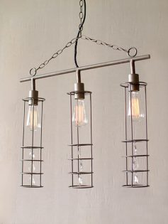 3 Tier Edison Long Chandelier 237x315