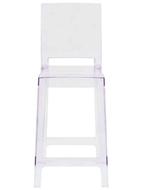 Clear square counter stool 1 461x614