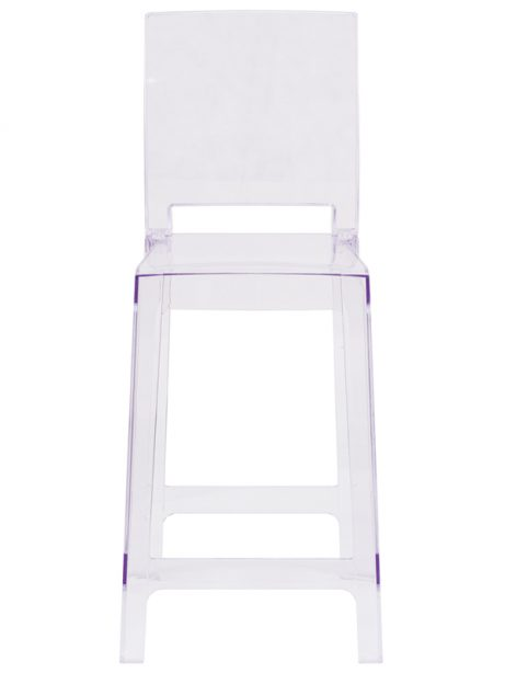Clear square counter stool 461x614