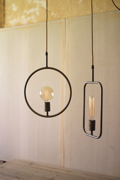 Shape Pendant Lighting