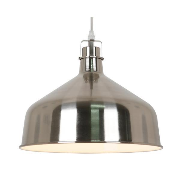 Chrome Dome Pendant Light 1