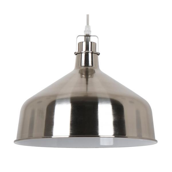 Chrome Dome Pendant Light 2