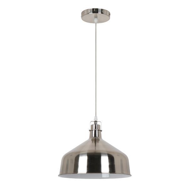 Chrome Dome Pendant Light 4