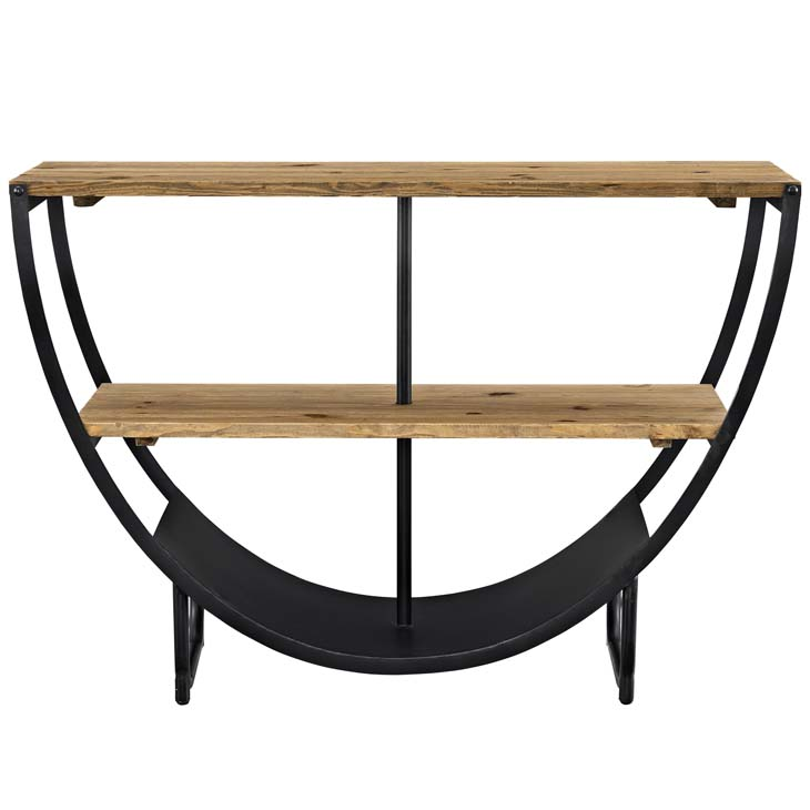 Cirque Wood Console Table 2
