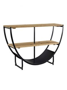 Cirque Wood Console Table 237x315