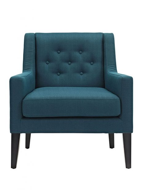 Den upholstered accent chair blue 1 461x614