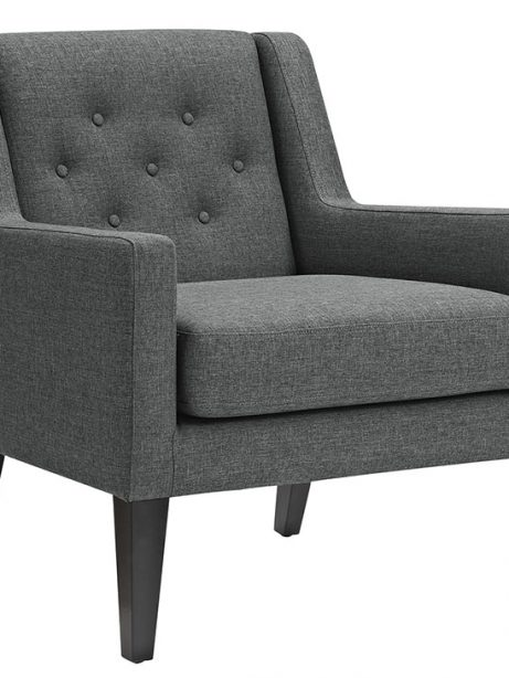 Den upholstered accent chair gray 1 461x614
