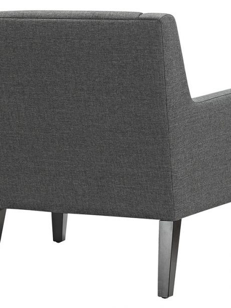 Den upholstered accent chair gray 3 461x614
