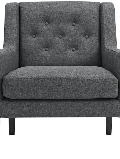 Den upholstered accent chair gray 4 461x614