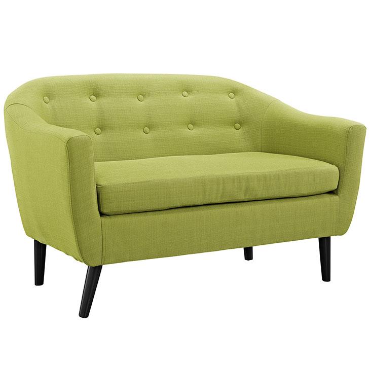 Ept Loveseat mint green 1