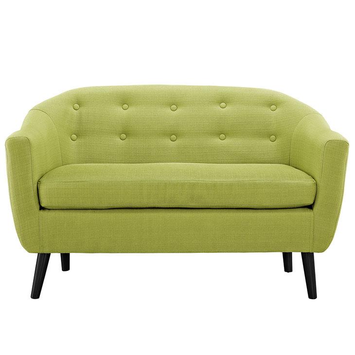 Ept Loveseat mint green 2