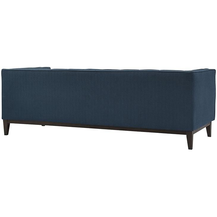 Lark Fabric Sofa blue 2