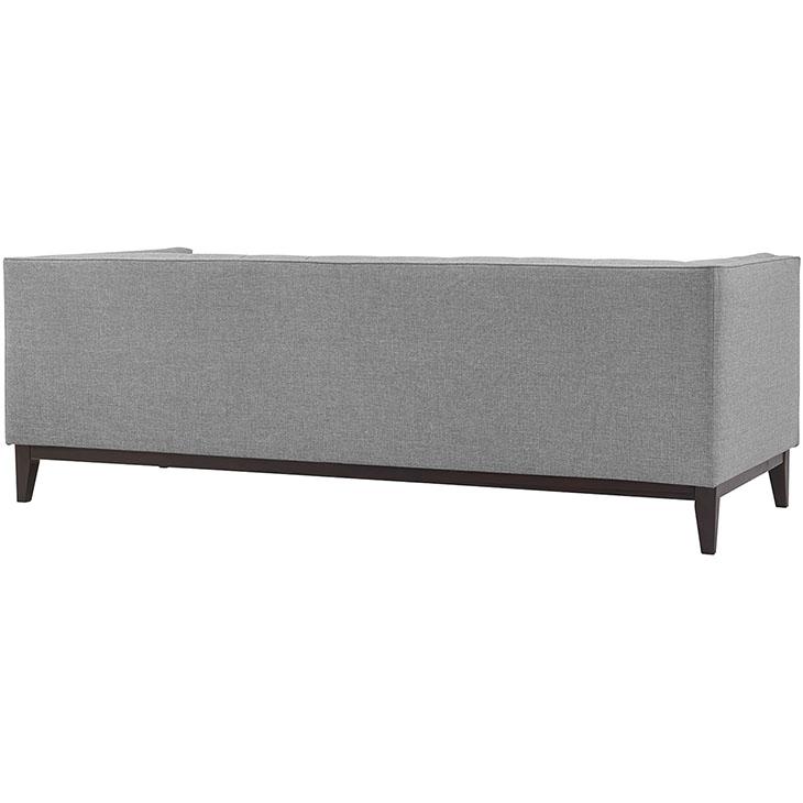 Lark Fabric Sofa light gray 2