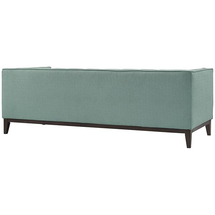 Lark Fabric Sofa mint green 2