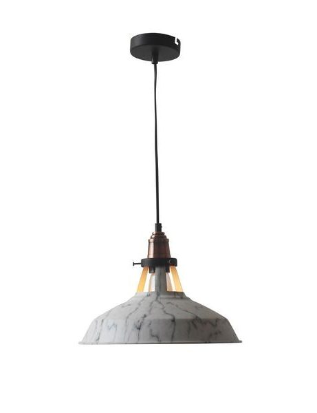 Marble Dome Pendant Light 1 461x600